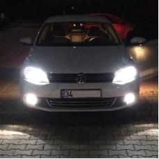 VW JETTA MK6 HB4 9006 XENON EFFECT LED WHITE SİS AMPULÜ