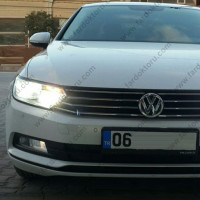 VW PASSAT B8 LED XENON KISA FAR AMPULÜ H7 PHOTON MONO