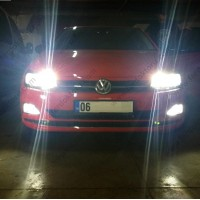 VW YENİ POLO 7 LED UZUN FAR AMPULÜ PHOTON MONO H7