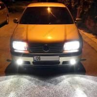 VW BORA LED SİS FARI AMPULÜ PHOTON DUO H3