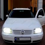 VW BORA H4 LED XENON OTO AMPULÜ PHOTON MONO
