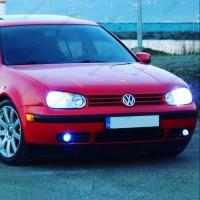 VW GOLF 4 LED XENON KISA FAR AMPULÜ H7 PHOTON MONO