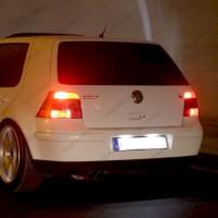 VW GOLF 4 LED PLAKA AYDINLATMA AMPULÜ 39mm SOFİT