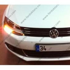 VW JETTA MK6 TURUNCU GÜNDÜZ FARI AMPULÜ PHOTON P21W
