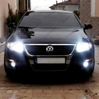 VW PASSAT B6 LED XENON UZUN FAR AMPULÜ H7 PHOTON MONO
