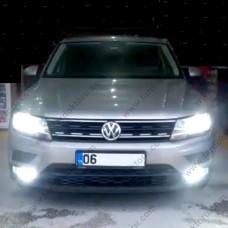 VW TIGUAN LED KISA FAR AMPULÜ PHOTON MONO H7