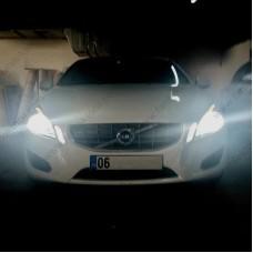 VOLVO S60 LED KISA FAR AMPULÜ PHOTON MILESTONE H7
