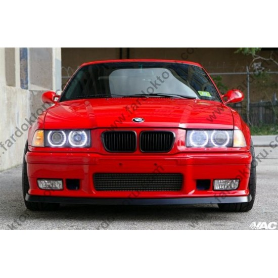 BMW E36 E39 E46 ANGEL EYES CCFL BEYAZ ENCIL HALKA SETİ