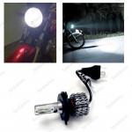 Yamaha YBR250 LED MOTOSİKLET AMPULÜ PX43T H4 HS1 1 Adet
