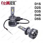 D8S LED XENON OTO AMPULÜ FEMEX