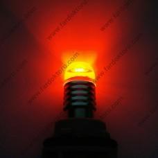 T20 ÇAKAR LED AMPUL STOP SİS MODİFİYESİ KIRMIZI W21W
