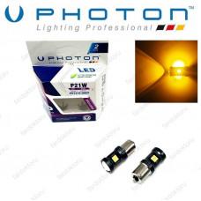 PHOTON TEK DUY TURUNCU LED OTO AMPUL P21W PH7219NAEX