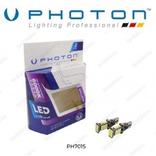 PHOTON T15 BEYAZ LED GERİ VİTES OTO AMPUL 15SMD PH7015