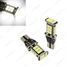 T15 DUY 15SMD BEYAZ LED GERİ VİTES AMPULÜ W16W