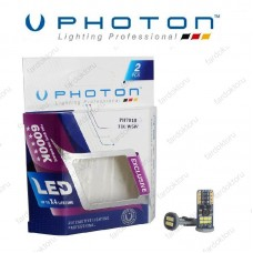 PHOTON T10 CANBUS BEYAZ LED OTO AMPUL W5W PH7018