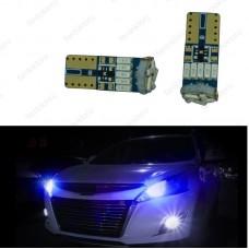 T10 MAVİ DİPSİZ LED PARK AMPULÜ 15SMD  T10 W5W