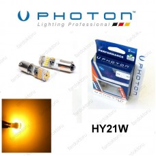 HY21W TURUNCU LED SİNYAL AMPULÜ PHOTON PH7746NA
