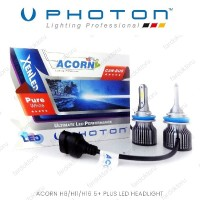 H8 LED XENON OTO AMPULÜ PHOTON ACORN Plus 5