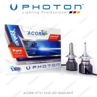 H7 LED XENON OTO AMPULÜ PHOTON ACORN Plus 5