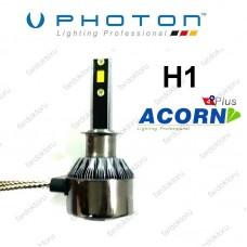 H1 LED XENON OTO AMPULÜ PHOTON ACORN PLUS 4