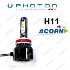 H11 LED XENON OTO AMPULÜ PHOTON ACORN PLUS 4