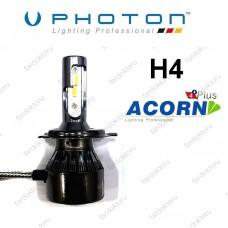H4 LED XENON OTO AMPULÜ PHOTON ACORN PLUS 4