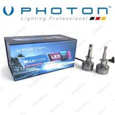 H1 LED XENON PHOTON MILESTONE PLUS 3 OTO AMPULÜ 55Watt