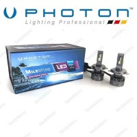 H4 LED XENON PHOTON MILESTONE PLUS 3 OTO AMPULÜ 55Watt