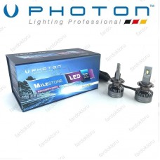 H7 LED XENON PHOTON MILESTONE PLUS 3  OTO AMPULÜ 55Watt