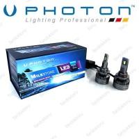 HB3 9005 LED XENON PHOTON MILESTONE  OTO AMPULÜ 55 Watt