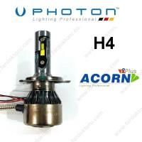PHOTON ACORN H4 LED XENON OTO AMPULÜ 6000K  5000 Lümen