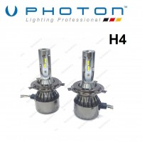H4 LED XENON OTO AMPULÜ PHOTON ACORN 6000K  5000 Lümen