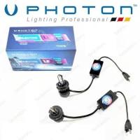 H7 LED XENON PHOTON MILESTONE PLUS 3  OTO AMPULÜ 55Watt