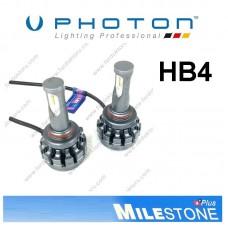 PHOTON MILESTONE HB4 9006 LED XENON OTO AMPULÜ 6000K  8000 Lümen