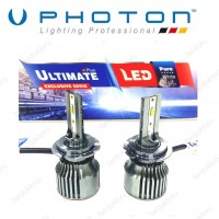 H7 LED XENON OTO AMPULÜ PHOTON ULTIMATE H7 PLUS 2