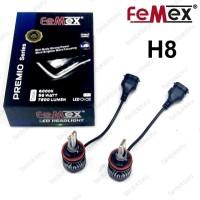 H8 LED XENON OTO AMPULÜ FEMEX PREMIO 7200 Lümen