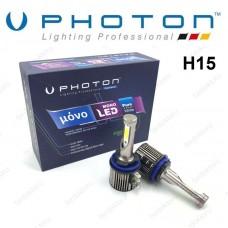 H15 LED XENON OTO AMPULÜ PHOTON MONO