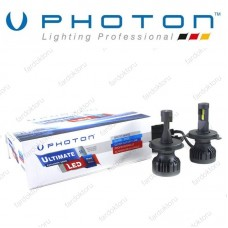 H4 LED XENON OTO AMPULÜ PHOTON ULTIMATE PLUS 3