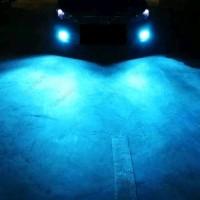 BUZ MAVİSİ LED XENON OTO SİS FARI AMPULÜ 8000K