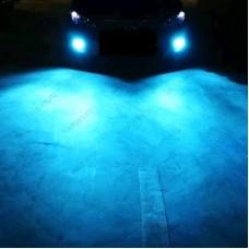 BUZ MAVİSİ LED XENON OTO SİS FARI AMPULÜ 8000K H8 H11