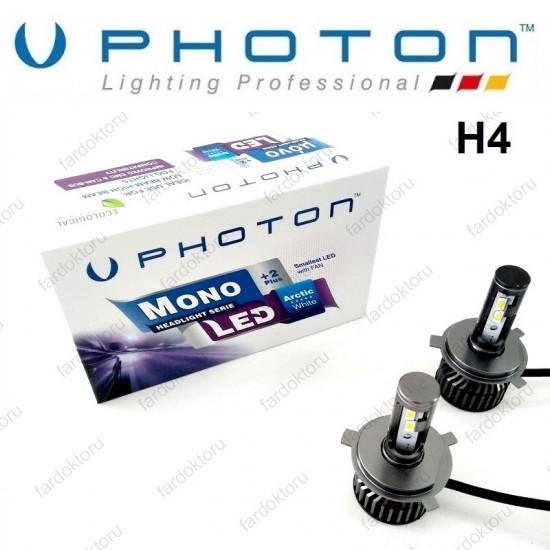 H4 LED XENON OTO AMPULÜ PHOTON MONO 2 PLUS